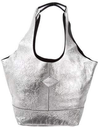 Rag & Bone Metallic Leather Hobo
