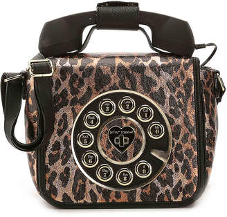 Betsey Johnson Call Me Baby Crossbody Bag - Women's