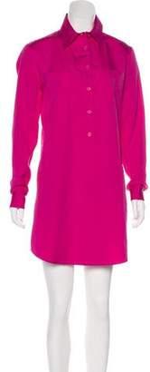 Michael Kors Long Sleeve Mini Dress w/ Tags