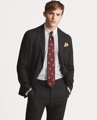 Ralph Lauren Morgan Striped Suit Jacket