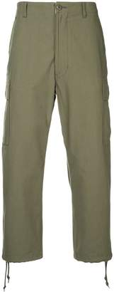 Junya Watanabe cropped cargo trousers