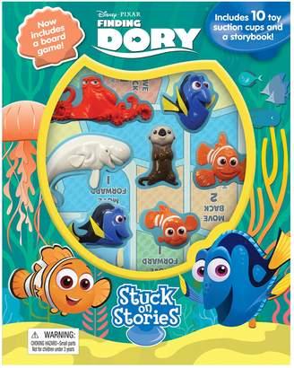 "Disney Pixar Finding Dory ""Stuck on Stories"" Sticker Book"