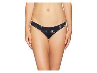 RVCA Danger Beach Cheeky Bottom Women's Swimwear