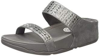 69761384b Fitflop Pewter - ShopStyle UK