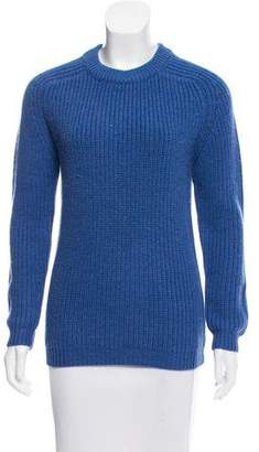 Le Mont St Michel Wool Crew Neck Sweater w/ Tags