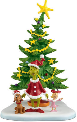 DAY Birger et Mikkelsen Department 56 Grinch Village Welcome Christmas, Christmas Collectible Figurine