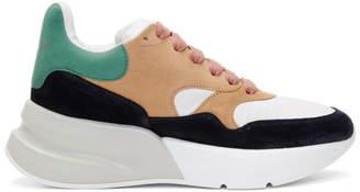 Alexander McQueen Multicolor Oversized Runner Sneakers