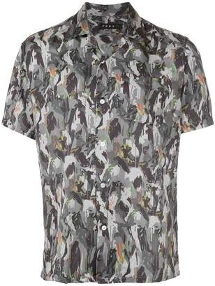 Roar printed short sleeve shirt