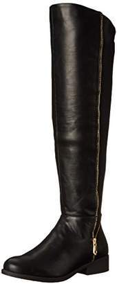 Qupid Women's Plateau 79 Riding Boot
