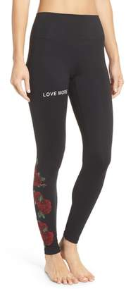 Spiritual Gangster Rose Perfect High Waist Leggings
