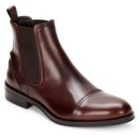 Roberto Cavalli Chelsea Leather Boots