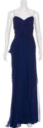 J. Mendel Silk Evening Gown