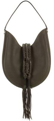Altuzarra Ghianda Knot Hobo leather shoulder bag