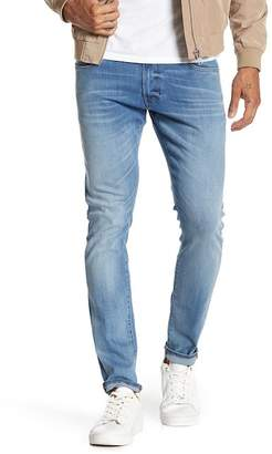 """G Star 3301 Deconstructed Skinny Jeans - 32\"""" Inseam"""