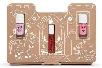 story. Nailmatic Princess Nail Polishes Lip Gloss Set