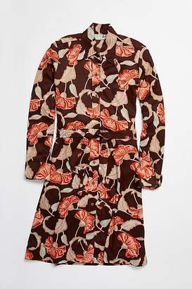 Vintage Loves Vintage 1970s Floral Wrap Dress