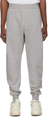 Reebok Classics Grey Fleece Classic Lounge Pants