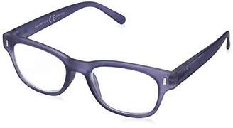 Foster Grant Women's Angie 1017878-250.COM Wayfarer Reading Glasses