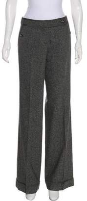 Tory Burch Heather Wool Pants