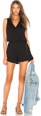 Bobi Draped Romper