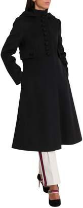 Gucci Long Hooded Coat