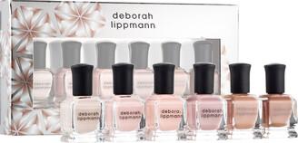 Deborah Lippmann Undressed - Nude Nail Polish Set