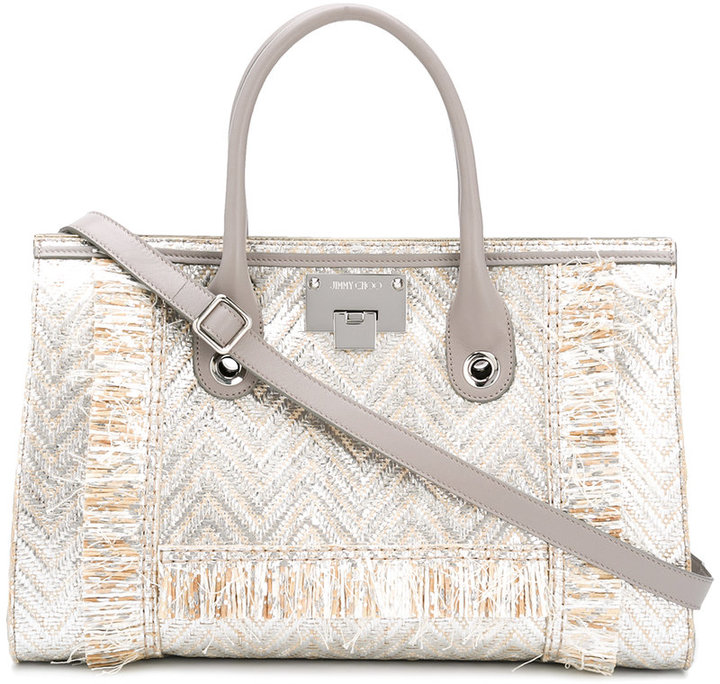 Jimmy Choo Jimmy Choo Riley tote bag