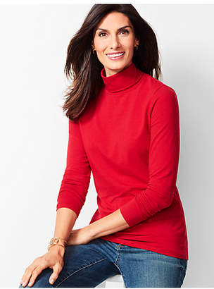 Talbots Turtleneck - Solid