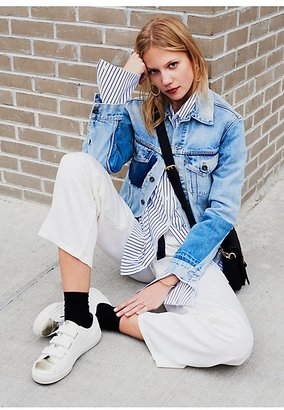 Style 23 V Sneaker by Vans at Free People $70 thestylecure.com
