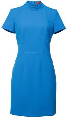HUGO Kabecci Mini Dress with Cotton