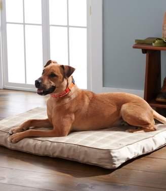 L.L. Bean L.L.Bean Premium Fleece Therapeutic Dog Bed Set, Rectangular