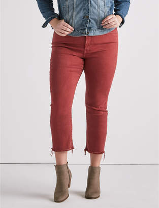 Lucky Brand PLUS SIZE EMMA CROP JEAN IN LA CARA