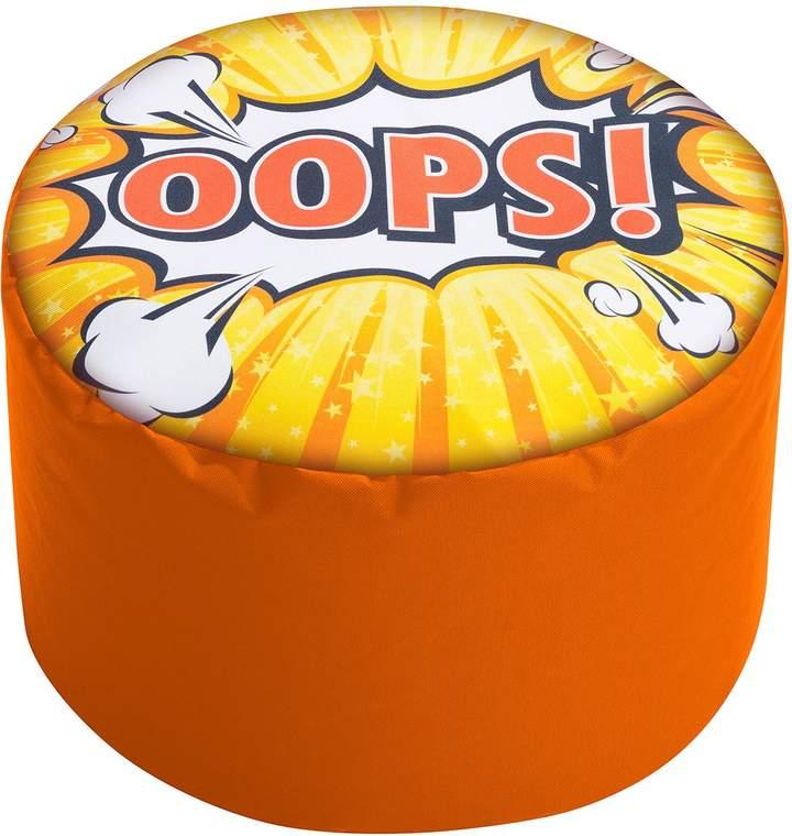 SITTING POINT Polsterhocker Dot Com Oops