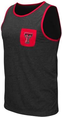 Colosseum Men's Texas Tech Red Raiders Tank Top