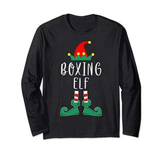 Funny Long Sleeve For Who Lover Boxing ELF Xmas Gifts