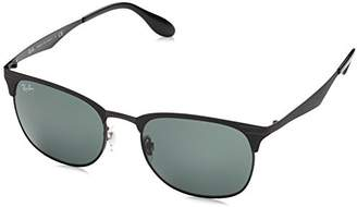 Ray-Ban Metal Unisex Sunglass Square