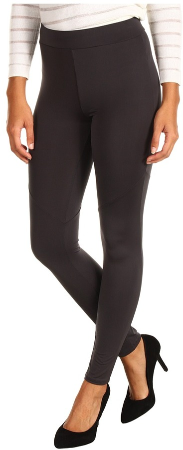 Type Z Iris Shiny Legging (Grey) - Apparel