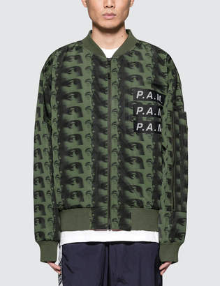 Perks And Mini Eye Life Bomber Jacket