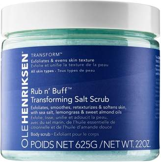 Ole Henriksen Olehenriksen OLEHENRIKSEN - Rub n Buff Transforming Salt Scrub