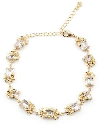 Narratives The Agency Bristish Floral Bracelet