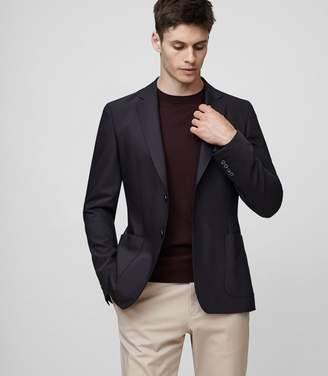 Reiss Gravity B Patch Pocket Blazer