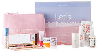 Marianna REVOLVE Beauty x Hewitt LET'S GET AWAY Beauty Box