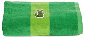 Lacoste Logo Cotton Bath Towel