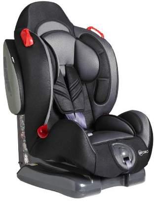 My Child Mychild Echo Plus Group 1 2 Car Seat Black/Grey