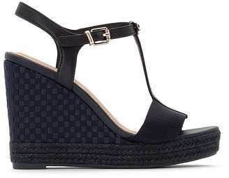 036ee3a3c4a Tommy Hilfiger Elena Pop Color Wedge Sandals