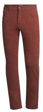 Boglioli Cotton Twill Trousers
