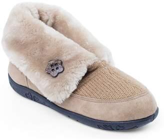 57e3f480df1f at Debenhams · Padders - Camel  Eden  Womens Memory Foam Slippers
