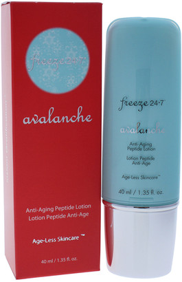 Freeze 24-7 7 1.35Oz Avalanche Anti-Aging Peptide Lotion