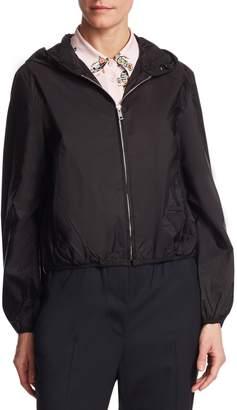 Prada Linea Rossa Women's Hooded Windbreaker