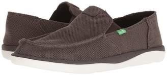 Sanuk Vagabond Tripper Mesh Men's Slip on Shoes